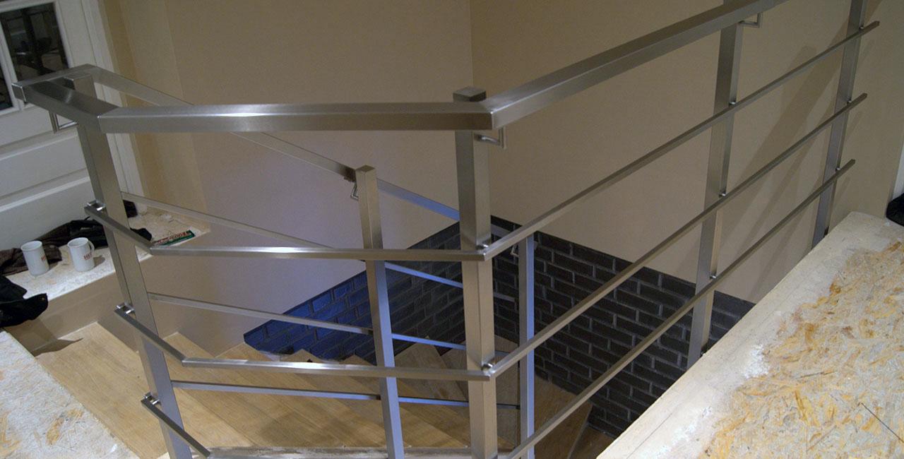 Bardzo dobra Rob-Stal | balustrada, stal redzewna, rob-stal, Radzymin i okolice QW42